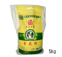 鲁田雪花粉  5kg