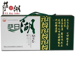 萨日湖稻花香大米 4kg