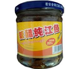 糖醋纯江鱼207g休闲零食东北特产