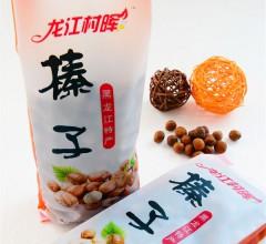 龙江村晖 东北原味野生榛子 坚果零食特产 大颗粒饱满 清香 500g