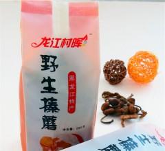 龙江村晖 野生榛蘑 东北野生榛蘑菇小兴安岭特产250g小鸡炖蘑菇