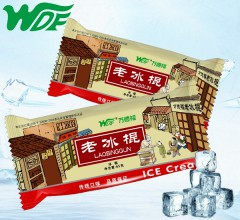 万德福老冰棍传统口味