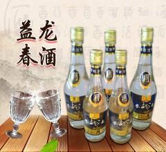 益龙春酒  11年陈酿 1斤装12瓶每箱