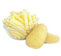 绿雪 土豆块/土豆丝/土豆片/土豆条 750g
