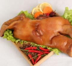 一口猪 猪头肉 1000g
