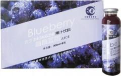 真真蓝莓果汁/野生蓝莓     纯天然蓝莓汁