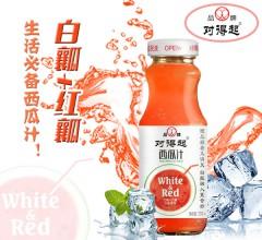 对得起西瓜汁饮料 350g 果汁饮品休闲饮品