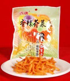 香辣芥菜100g/袋 80袋/箱 批发价:64元,零售价:80元