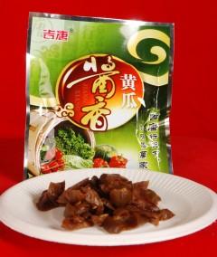 酱香黄瓜100g/袋 80袋/箱 批发价:64元,零售价:80元