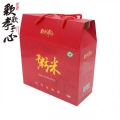稻花香粥米屋脊礼盒东北大米4kg