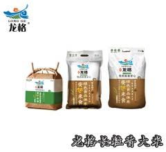 龙格长粒香米东北绿色大米 10kg