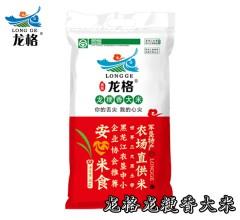 龙格龙粳香大米东北绿色大米 10kg