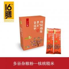 核桃糙米 +多谷杂粮 28g*8袋/盒 秘方搭配10余种谷物杂粮 口感更出色 膳食更均衡