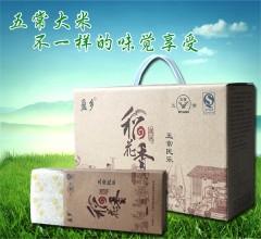 盈乡稻花香五常大米 5kg/盒
