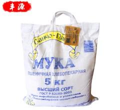 俄罗斯面粉小麦粉5kg