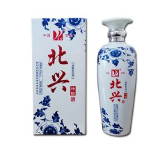 北兴清香型白酒白瓶【特酿】53° 500ml