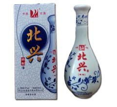北兴清香型白酒白瓶【精制】 42° 500ml
