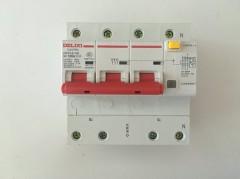 德力西漏电保护器 DZ47LE-125