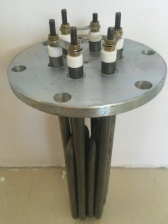 苏浦电热管 380V 12KW
