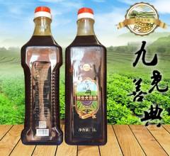 东北非转基因野生大豆油 1Lx4瓶/箱