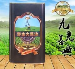 东北野生大豆油 1Lx2盒/箱