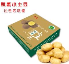 奶香小土豆  0.5kg *5盒