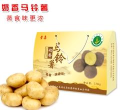 奶香马铃薯(蒸食) 2.5kg