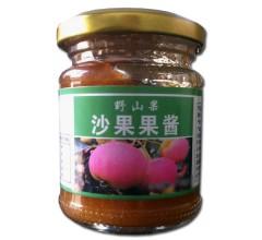 野山果沙果果酱 150g*2瓶 早餐果酱酸奶果酱
