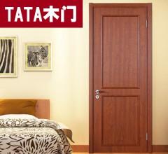民族时尚室内门套装门 实木复合卧室门免漆定制木门@009