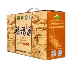 禄福源稻香米礼盒 5kg 东北大米正宗五常大米