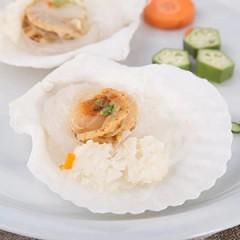 獐子岛蒜蓉粉丝扇贝 12枚 食材新鲜 制作方便