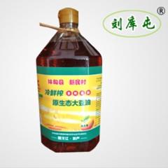 刘库屯大豆油  5L
