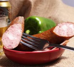 一口猪 精品红肠 500g熟食肉类零食东北特产小吃下酒菜