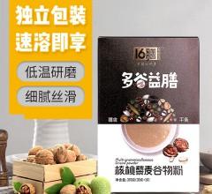 核桃藜麦谷物粉 300克(30克*10)/盒