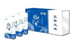 盈乡稻花香五常特产大米 0.5kg×8小盒×1箱